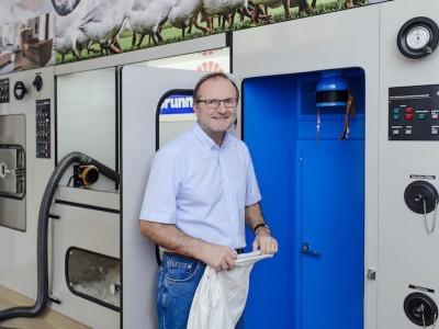 Bettfedernwäscherei und Bettfedernreinigung München