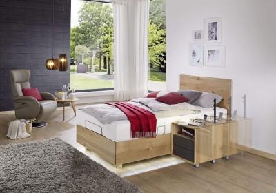 Schlafzimmermöbel München Kirchner Lugano Nachttisch Modus verschiebbar